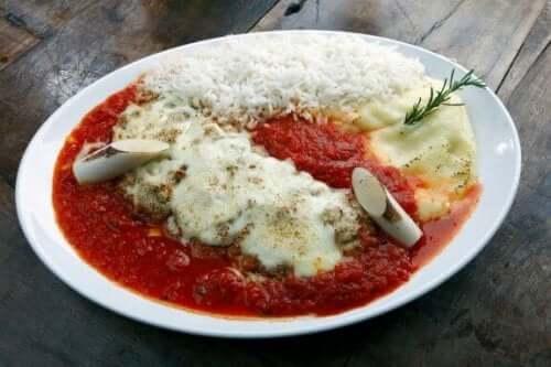 Kalvstek med parmesan – ett enkelt recept