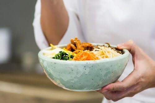 Recept på bibimbap: en utsökt rätt från Korea!