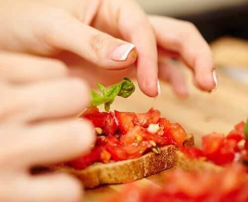 Prova dessa enkla vegetariska snacks