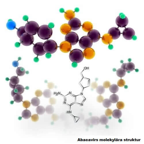 Abacavir och HIV: behandling och bieffekter