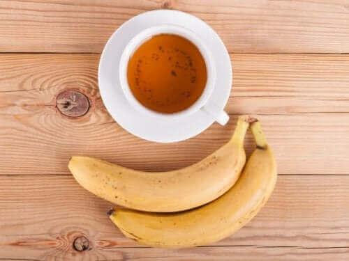 Bananskal är användbara