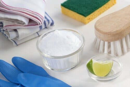 Bikarbonat och lime
