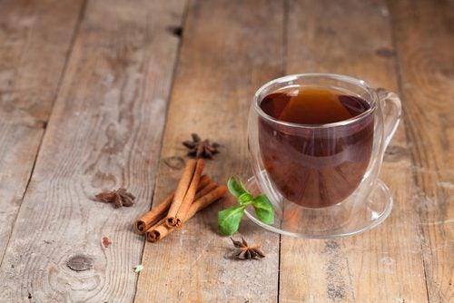 Ett te på kanel