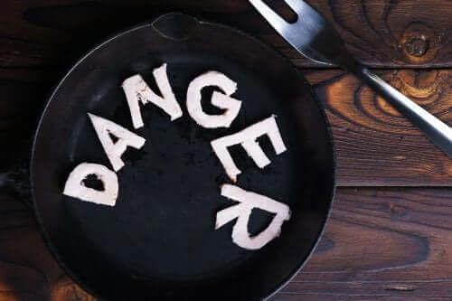 Farliga dieter och deras varningstecken