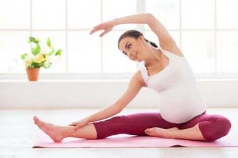 Hantera förlossningsdepression med träning