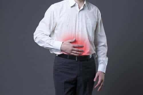 Irritabel tarm och dess roll i din kost