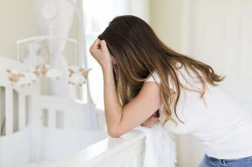 Tips för att hantera förlossningsdepression och stress