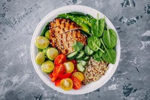 Tre nyttiga middagsrecept under 300 kalorier