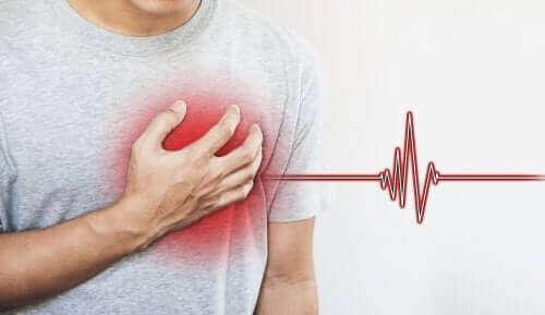 Tecken på hjärtproblem