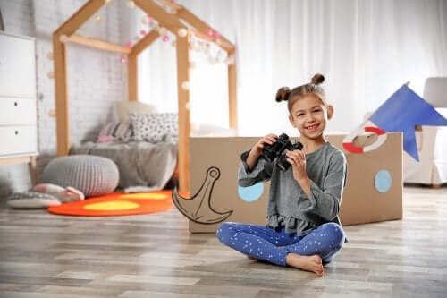 Intressanta tips för att inreda ett barnrum