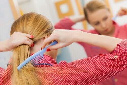 Att undvika håravfall: fem tips för en frisk skalp