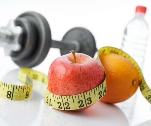 Livsmedel man bör äta innan träning