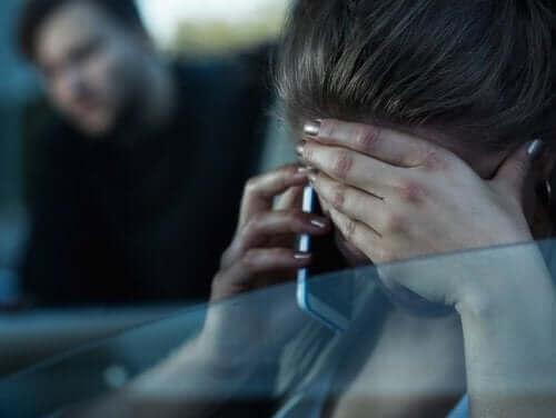 Vikten av att anmäla en våldsam partner