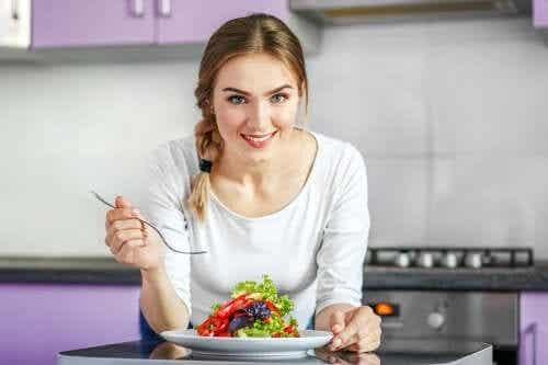 Vad har hälsosamma dieter gemensamt?