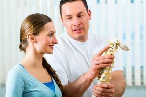 Fem övningar för att stärka ryggraden