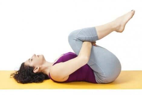 Övningar för att stärka ryggraden