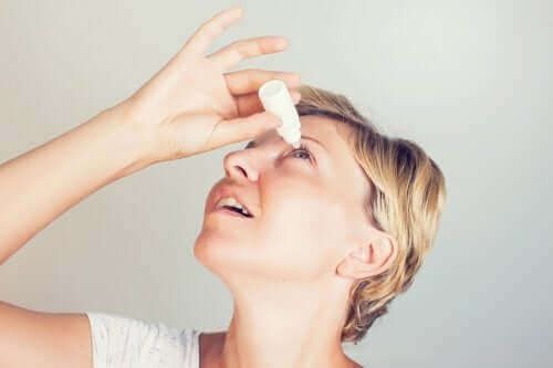 Bieffekter och användning av brimonidin