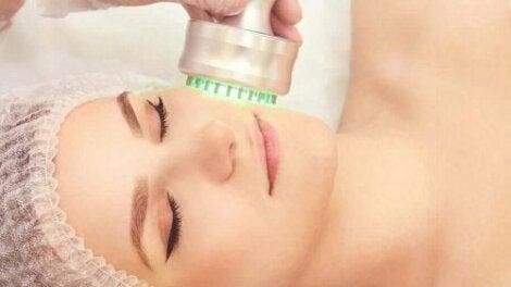 Behandling av huden