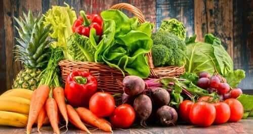 Frukt och grönsaker