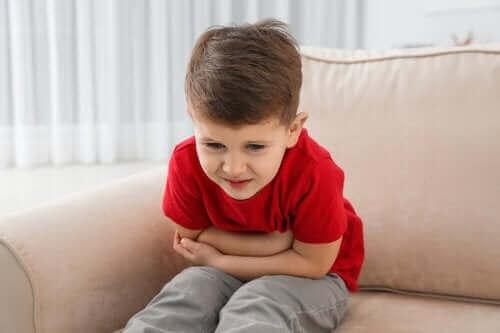 Förebygg illamående och kräkningar hos bebisar & barn