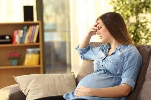 Momnesi hos nya mödrar: vad är det?