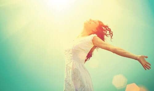 Att vara lycklig är inte en utopi: reflektioner om lycka