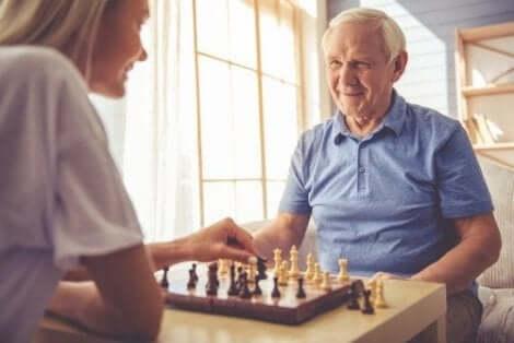 Spel håller hjärnan i form