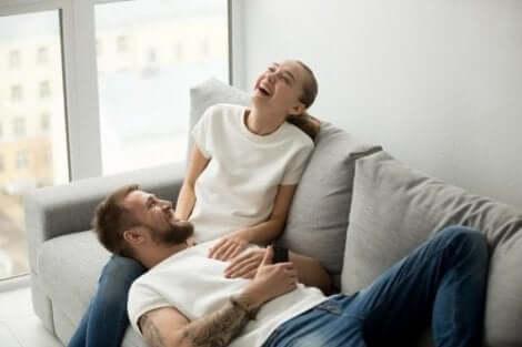 Ta pauser när ni flyttar som par