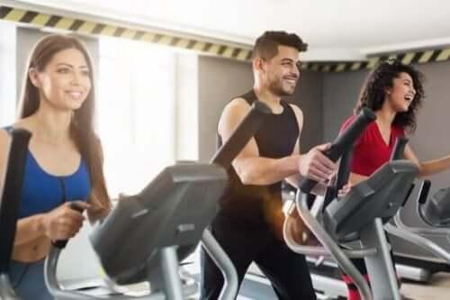 5 typer av träning som inte påverkar lederna
