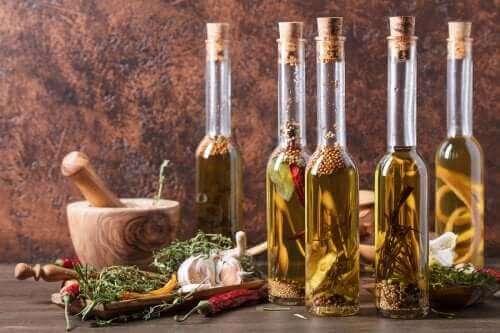 Vilka vegetabiliska oljor är bra för hälsan?