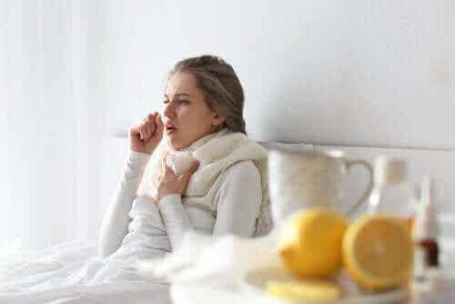 Bota förkylningar hemma utan läkemedel