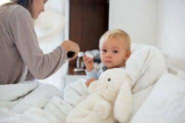 Hypotermi hos barn: vad man kan göra