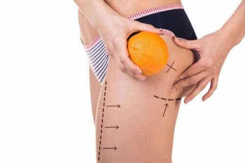 Tre menyer som kan förebygga celluliter