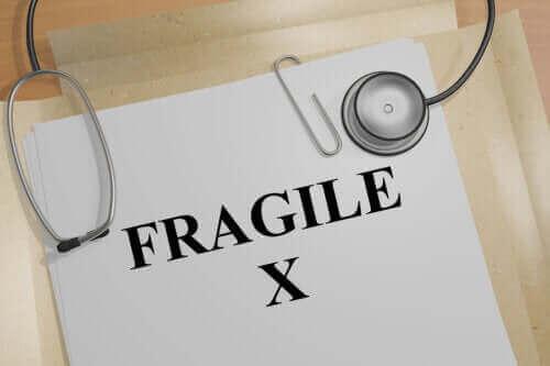 Symtom och behandlingar av Fragil X-syndrom