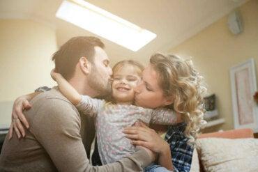 Fyra problem med att vara dotter i en enbarnsfamilj