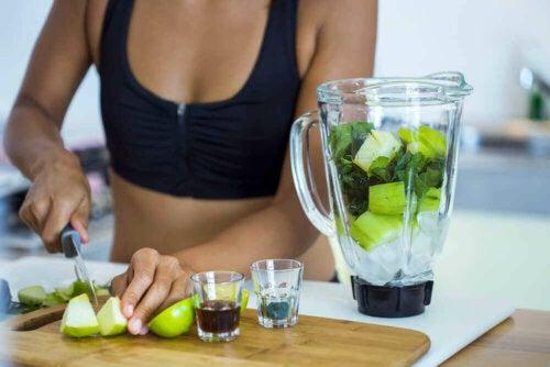 5 härliga smoothies för en avgiftningsdiet