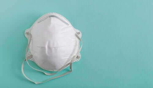 FFP-3 masker skyddar dig från din omgivning.