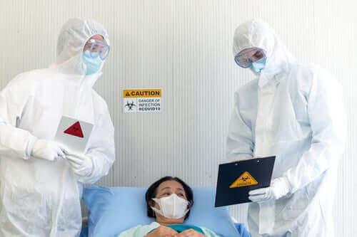 Varför är karantän nödvändigt mot coronaviruset?