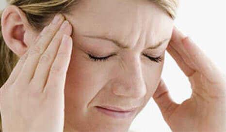 Huvudvärk kan orsakas av artärbråck