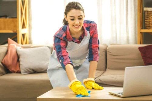 Lär dig hur du kan rengöra ditt häm för att undvika smittspridning