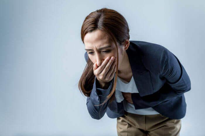 Prozac kan skapa illamående