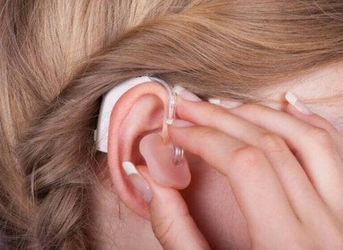 Det finns behandling för sensorineural hörselnedsattning