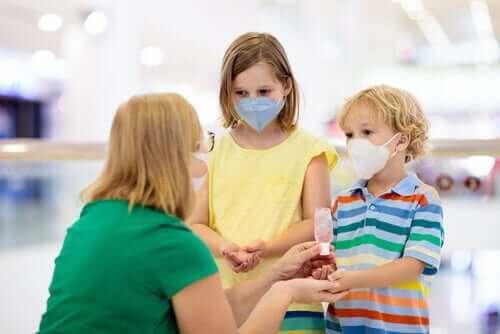 Coronavirus hos barn - allt du behöver veta
