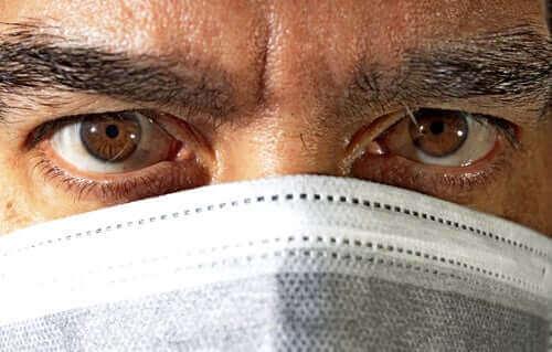 Är konjunktivit ett nytt symtom på coronaviruset?