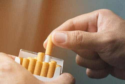 Tre naturliga medel mot nikotinberoende