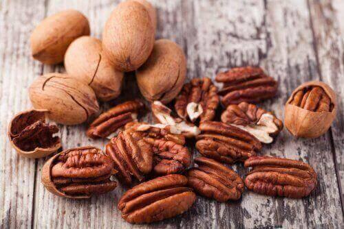 förbättra din kost nötter