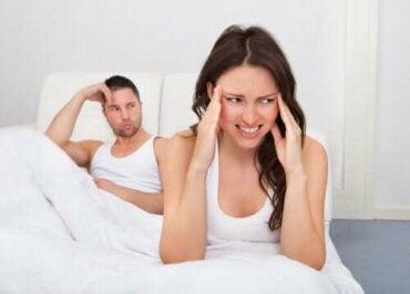 Förhållandet mellan psykisk hälsa och anorgasmi