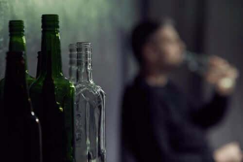 Överdrivet alkoholintag kan skapa ascites