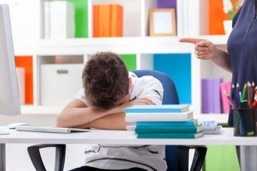 barn som har sömnproblem