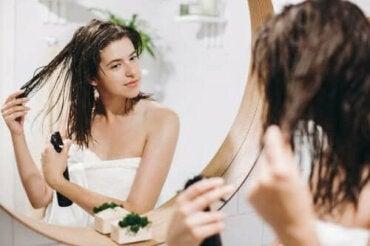 Stimulera hårtillväxt med morot och kokosnöt